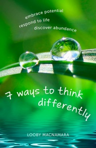 7 ways to think differently cover