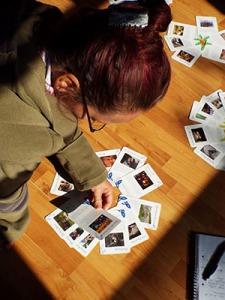 Wenderlynn picking groupwork card